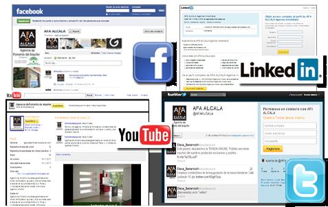 Redes Sociales Inmobiliarias Portales Inmobiliarios