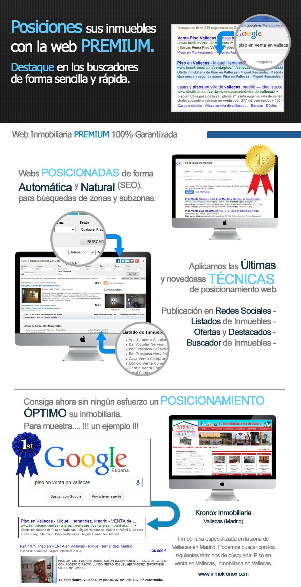 Inmopc software gesti n y web inmobiliarias programa for Portales inmobiliarios barcelona